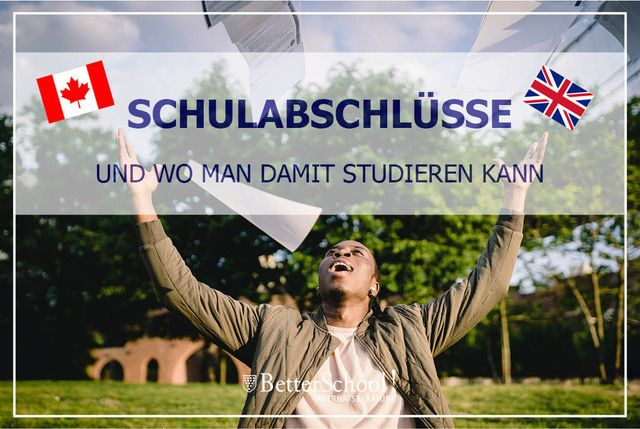 Schulabschluss A-Level, Internationales Baccalaureate