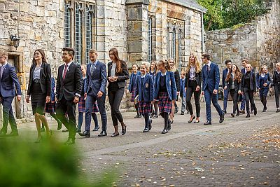 St Leonards School in Schottland - IB Top Schule